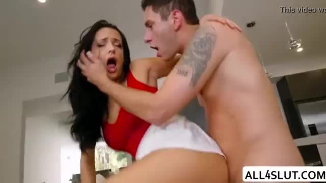 Sofi gets banged her tight pussy hard